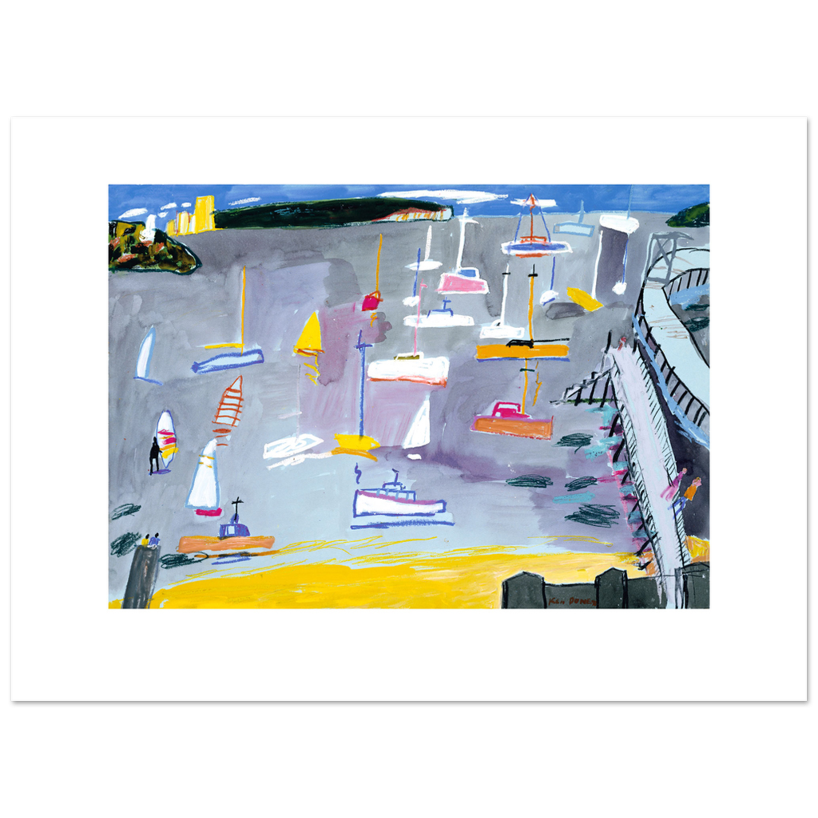 Limited Edition Prints Balmoral afternoon, 1993