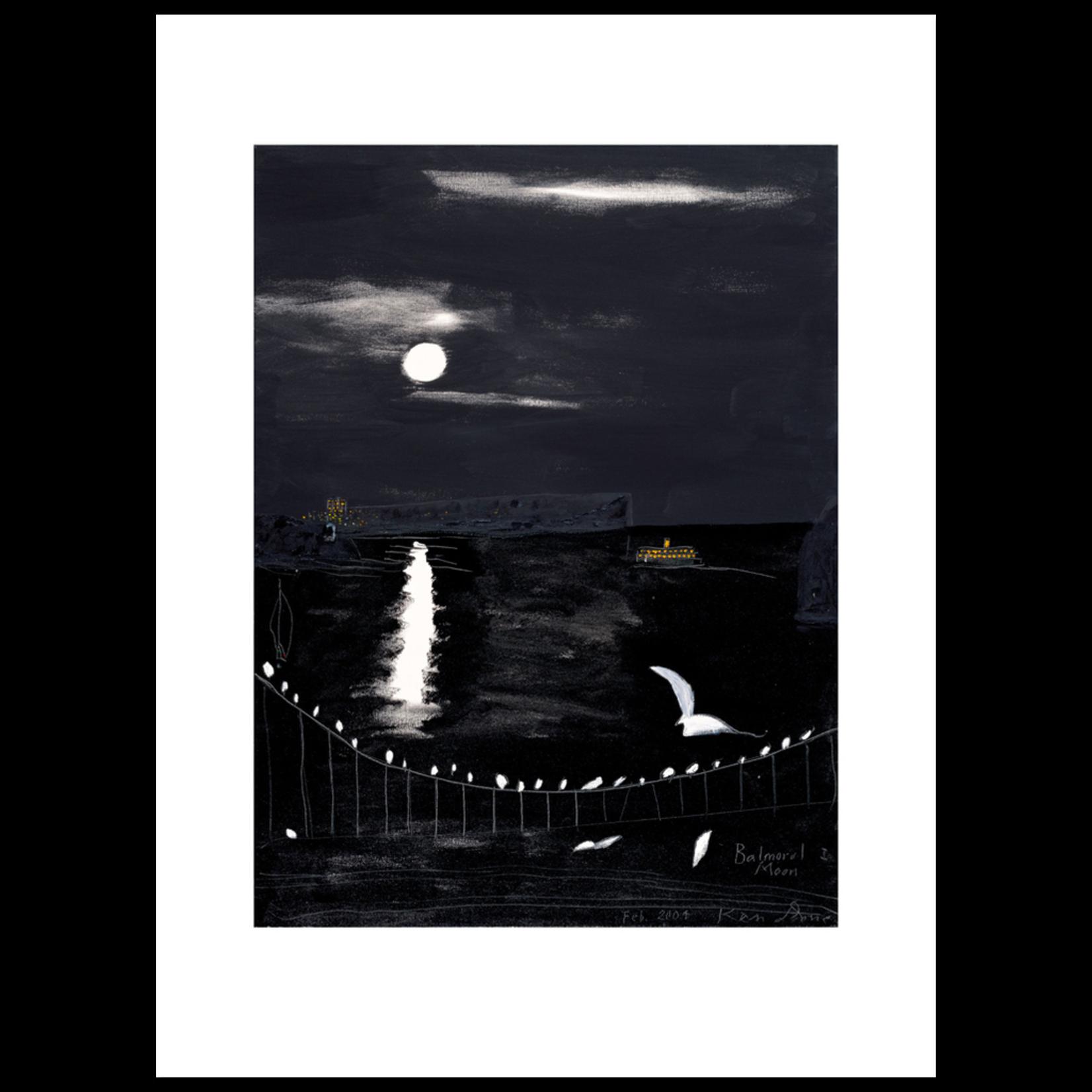 Limited Edition Prints Balmoral moon I, 2004