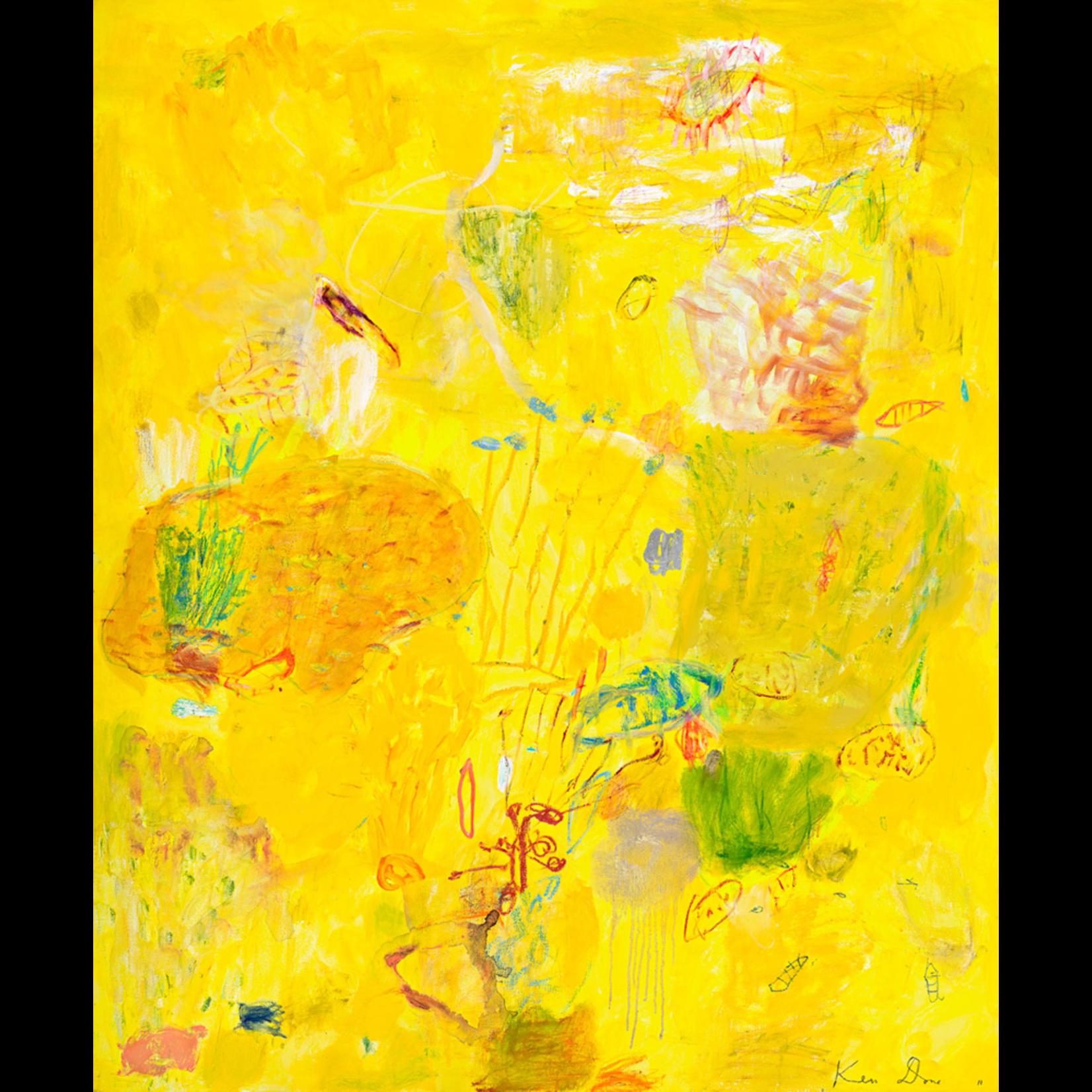 Limited Edition Prints Cadmium sea garden, 2011