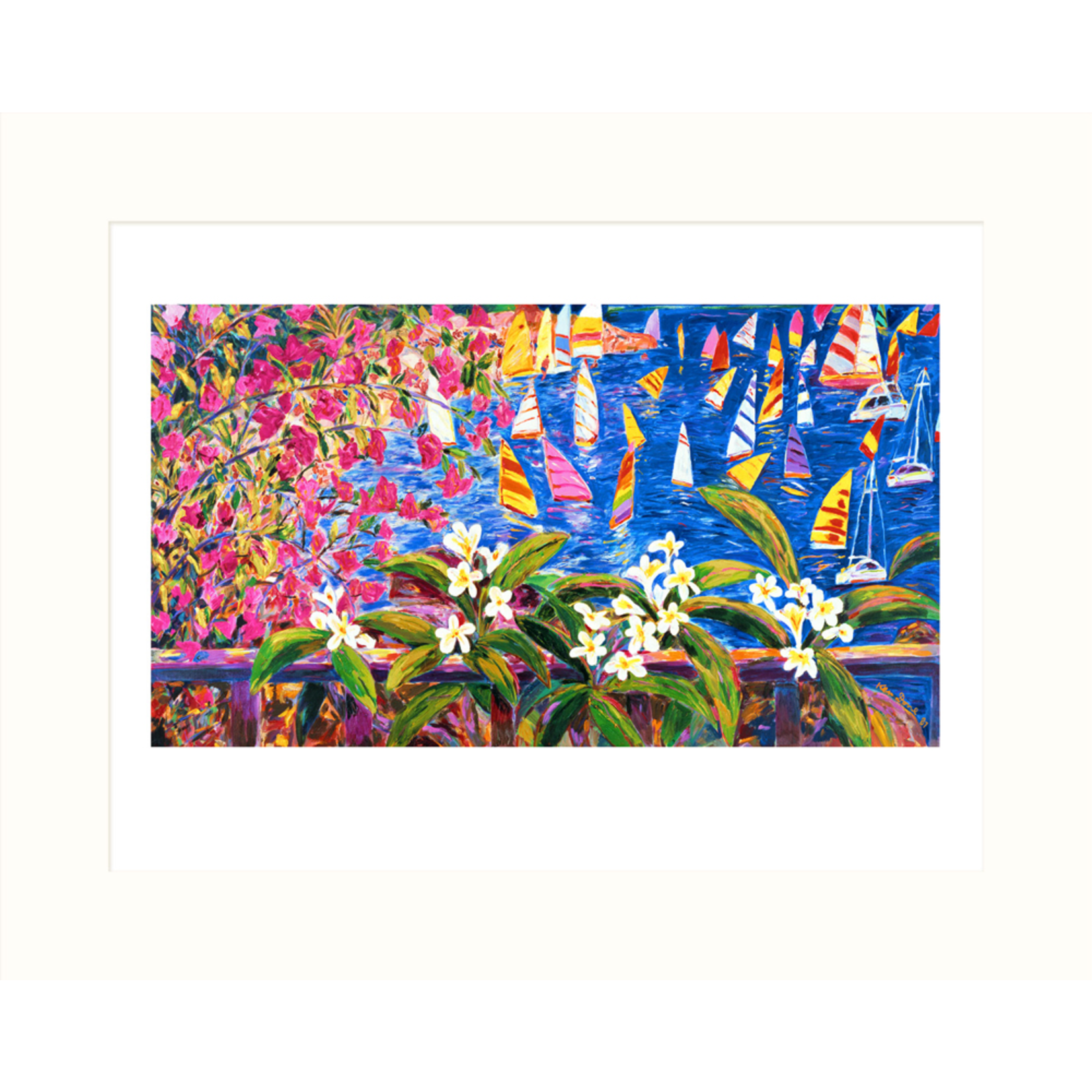 Limited Edition Prints Chinamans in Summer, 1987