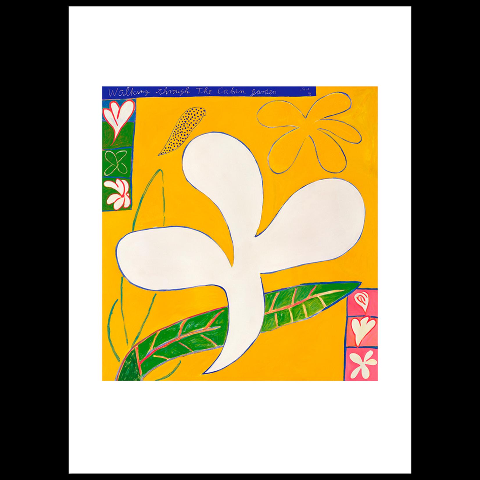 Limited Edition Prints Frangipani, 1993