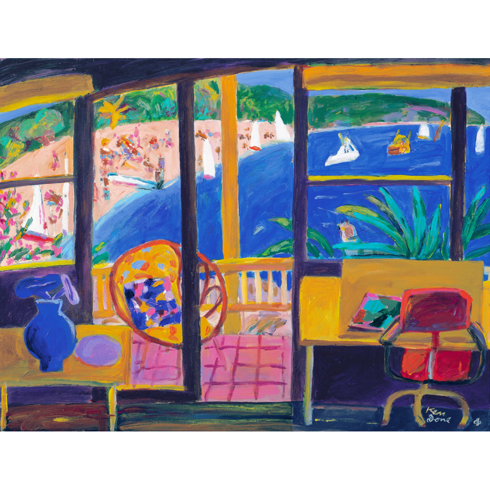 Limited Edition Prints From the Cabin, 1988