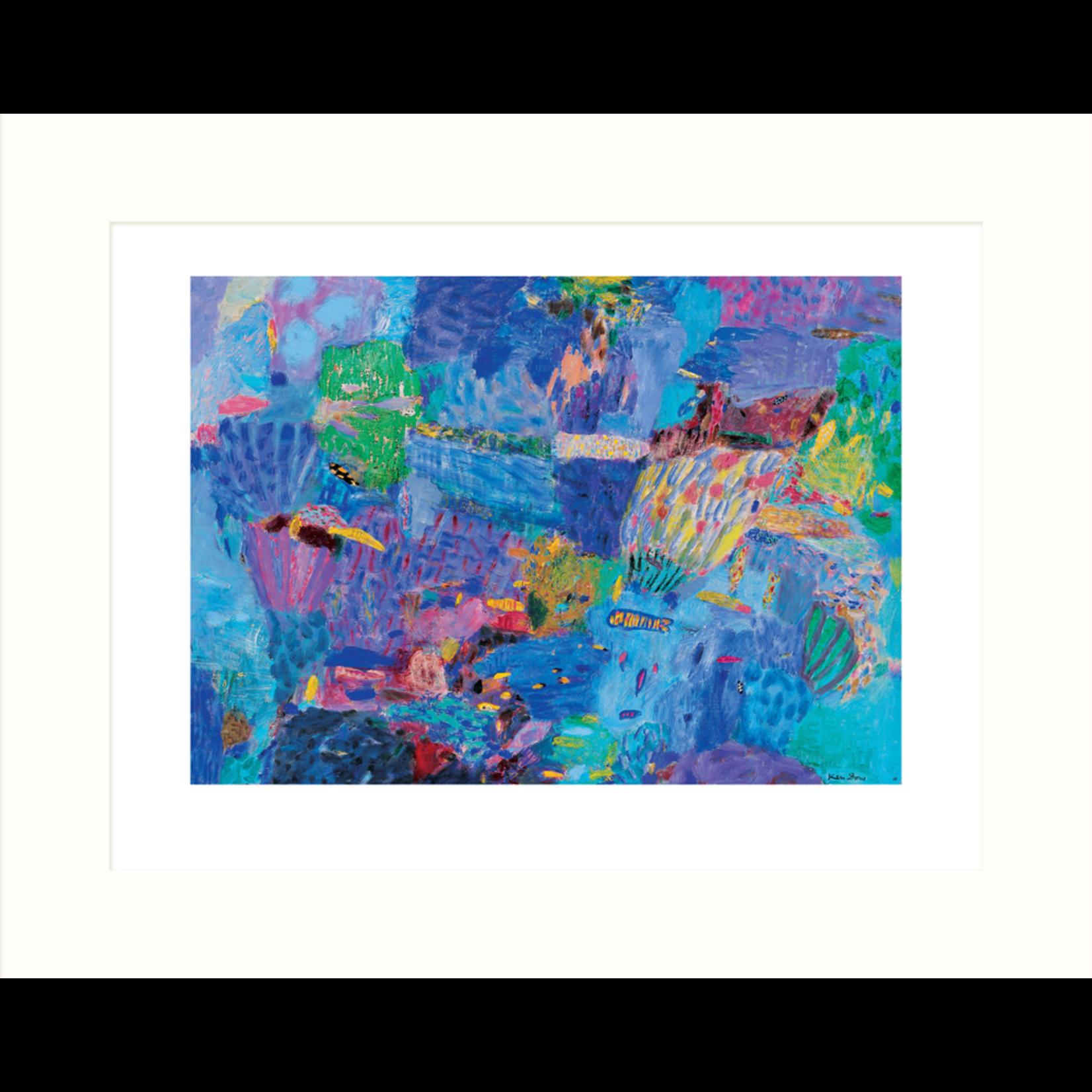 Limited Edition Prints Jacaranda Reef, 2003