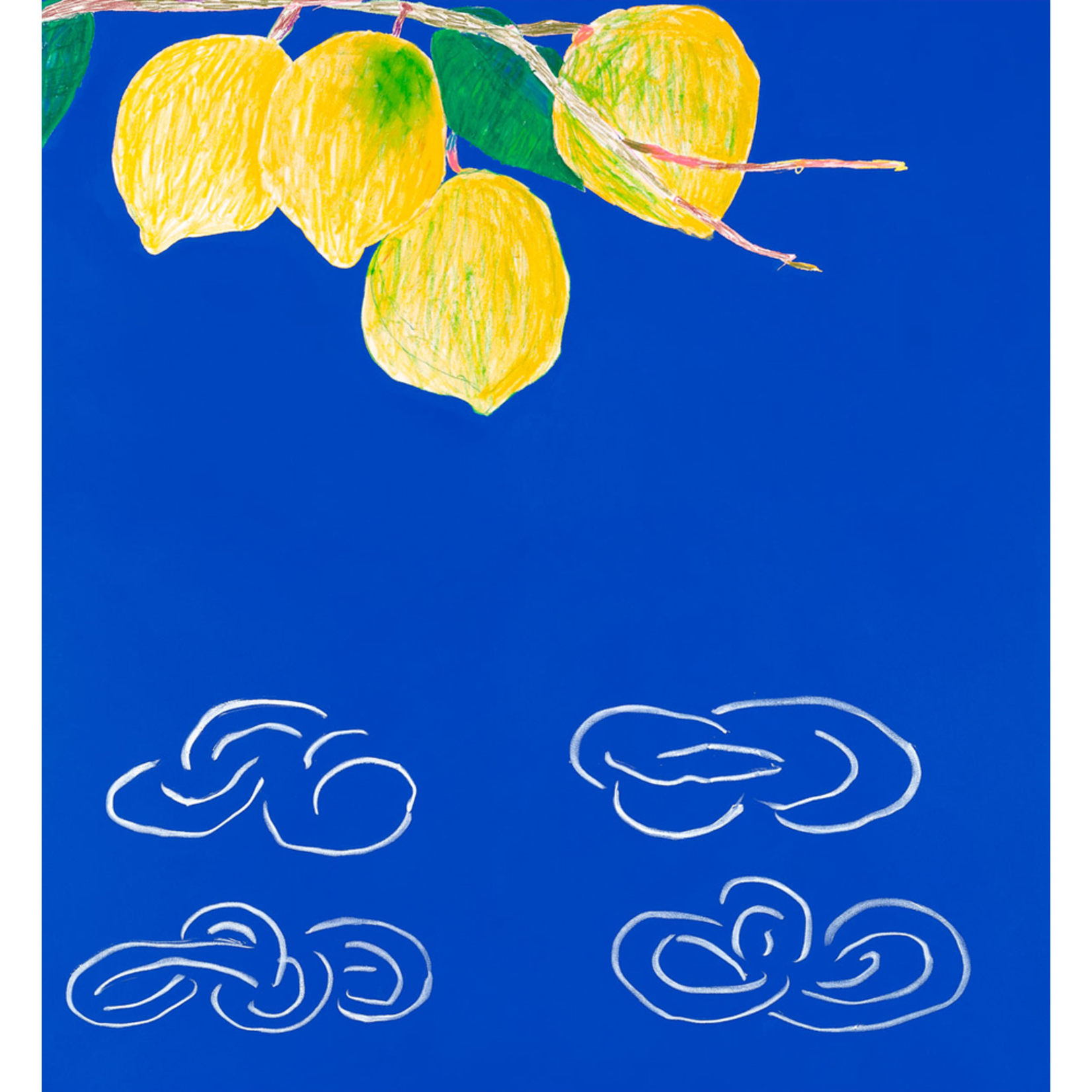 Limited Edition Prints Lemons and clouds, 1993