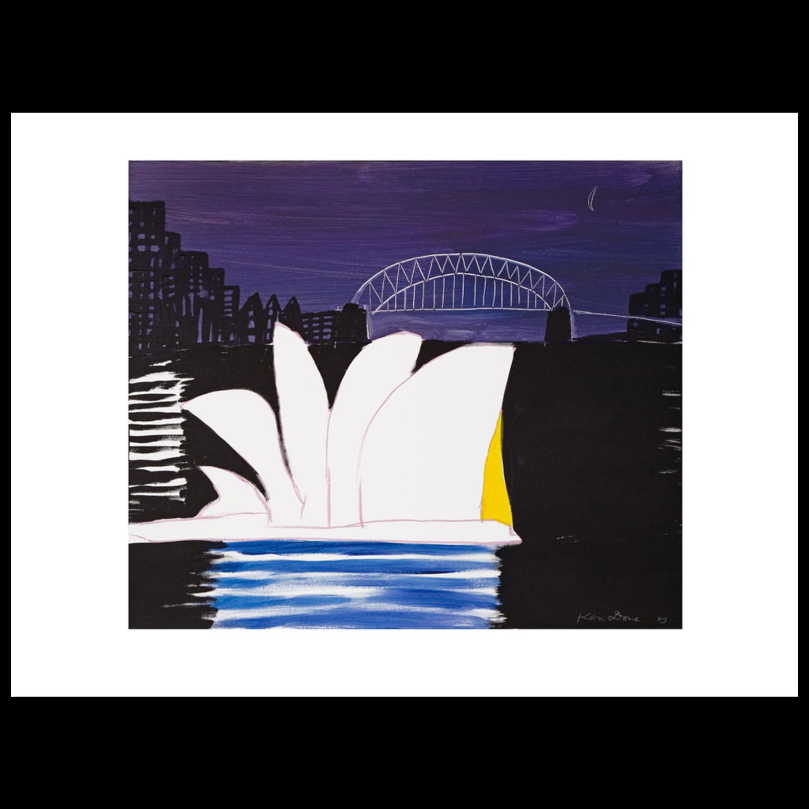 Limited Edition Prints Opera House, black sea, night sky, 2009