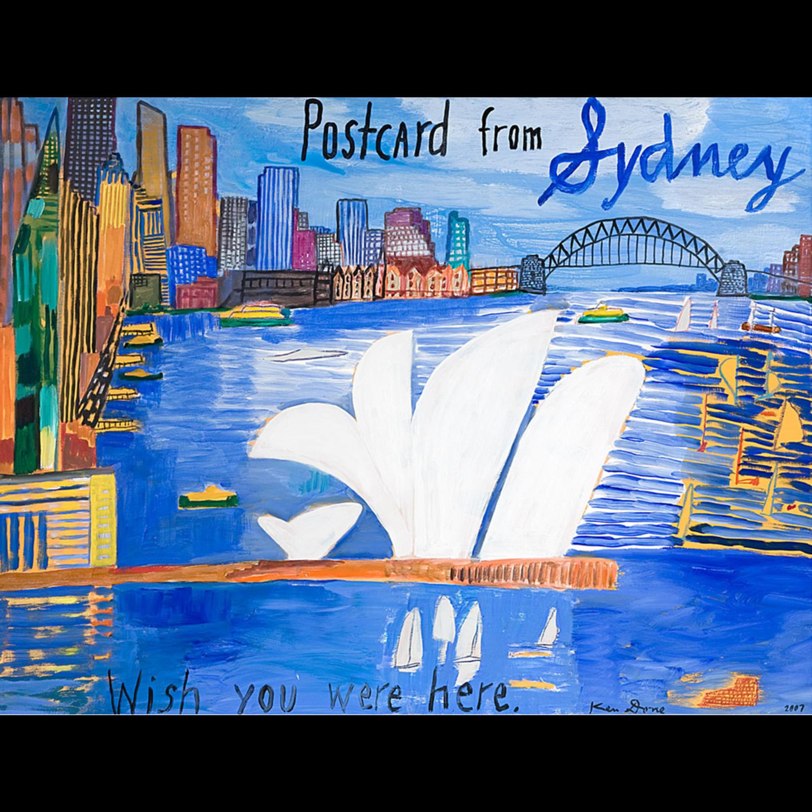 Limited Edition Prints Postcard, June 2007