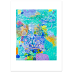 Limited Edition Prints Turquoise coral head I, 2011