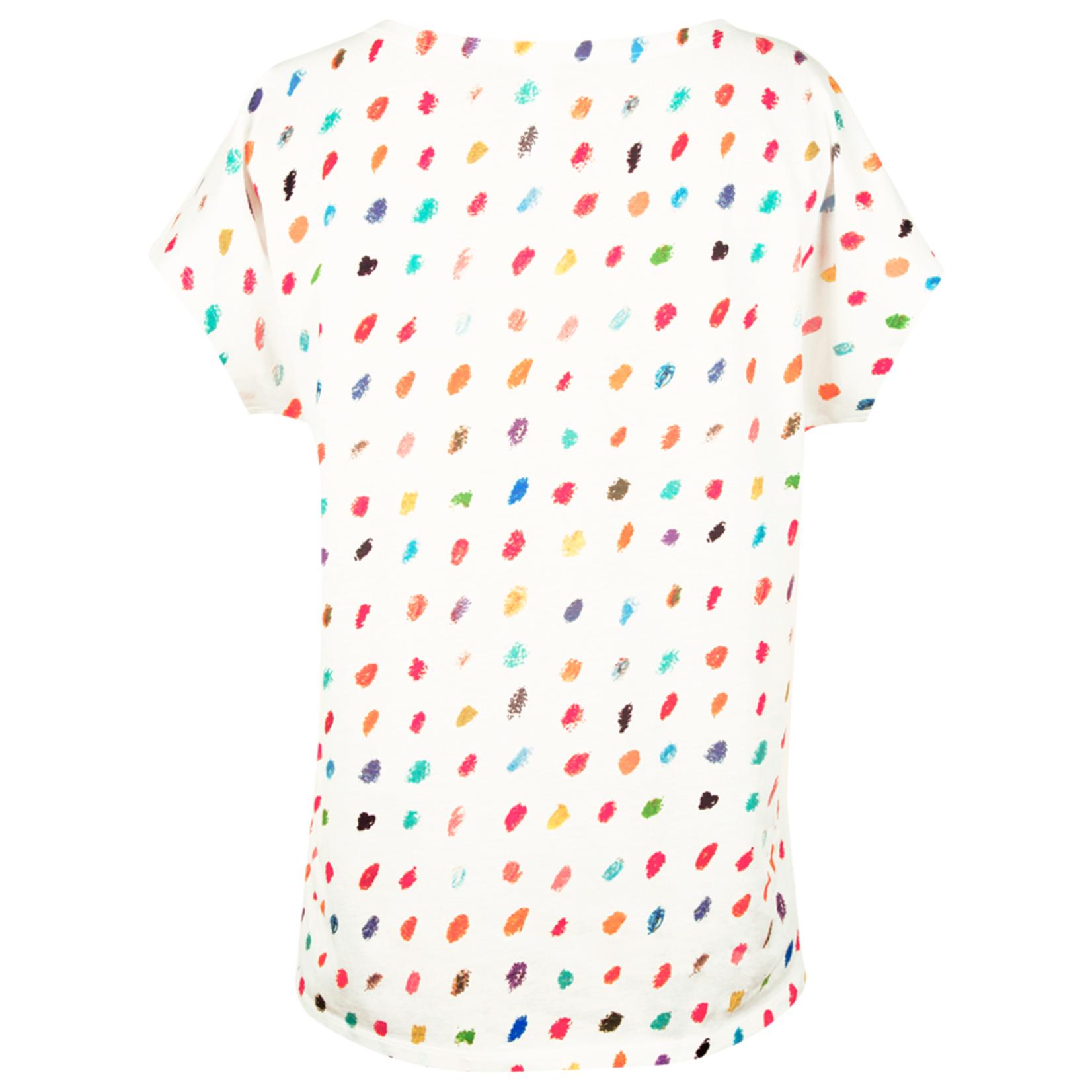 Clothing Art top cotton - Little spots