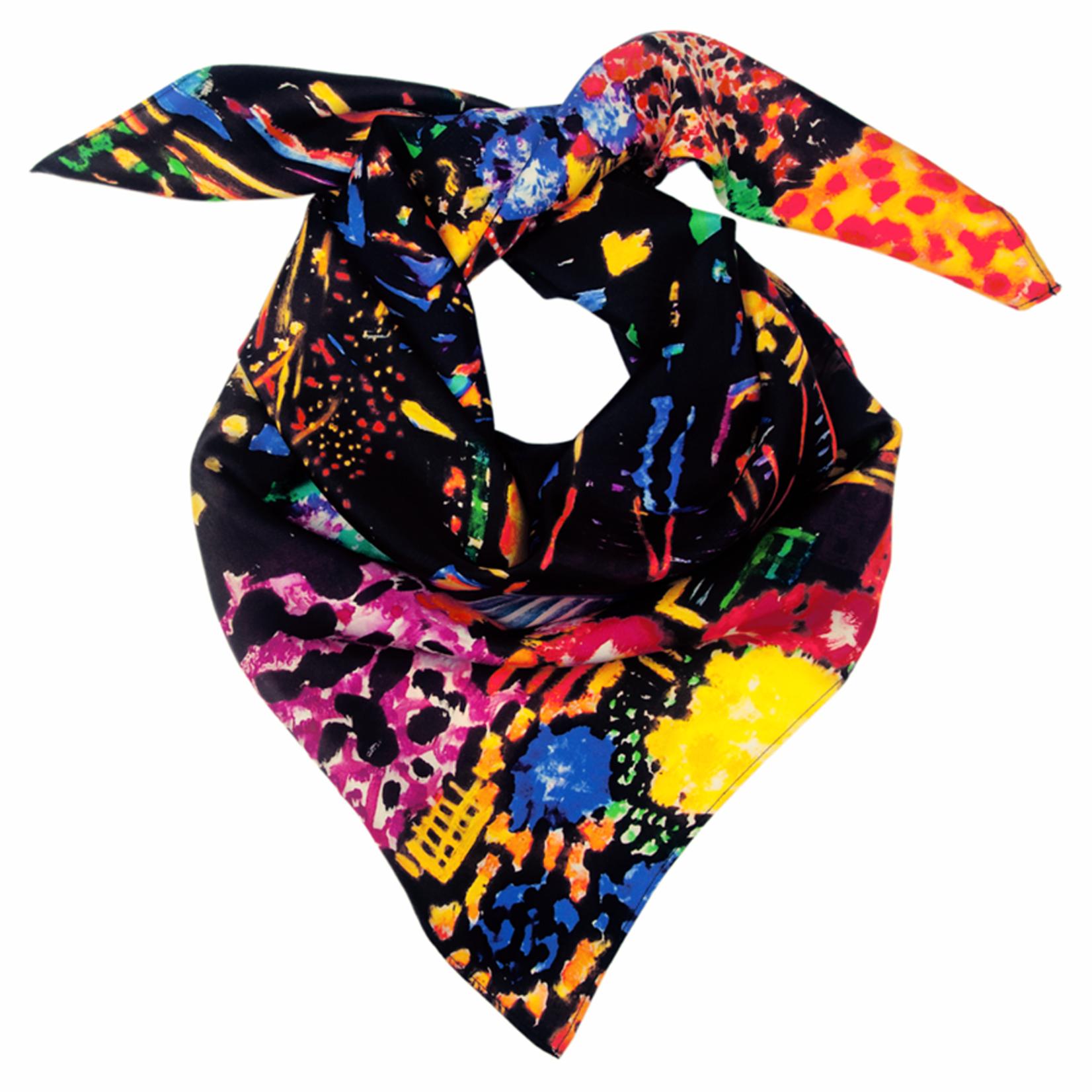 Accessories Silk scarf - Sydney celebration