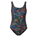 Clothing Swimwear - Fish drawing