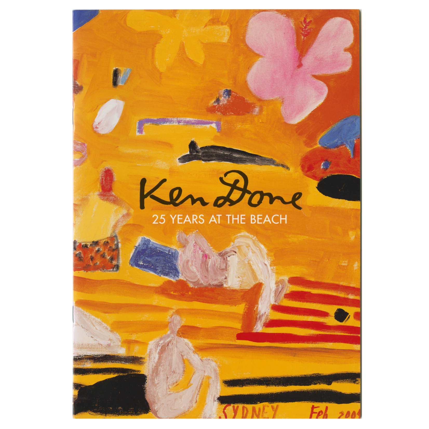 Books & Stationery Catalogue - Ken Done: 25 Years at the Beach