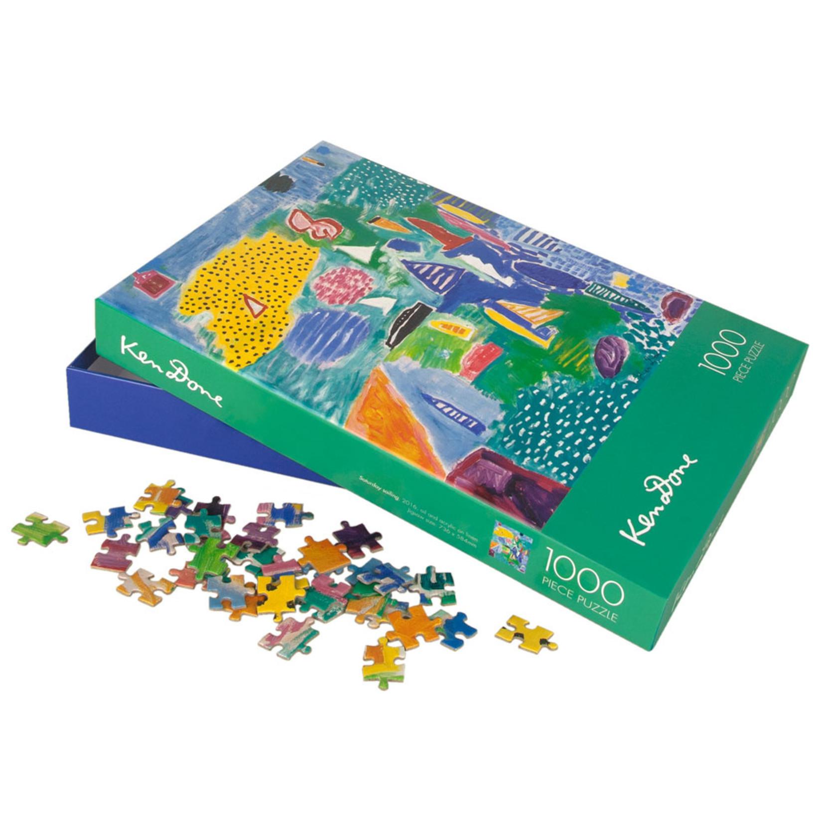 Books & Stationery Jigsaw puzzle - Saturday sailing