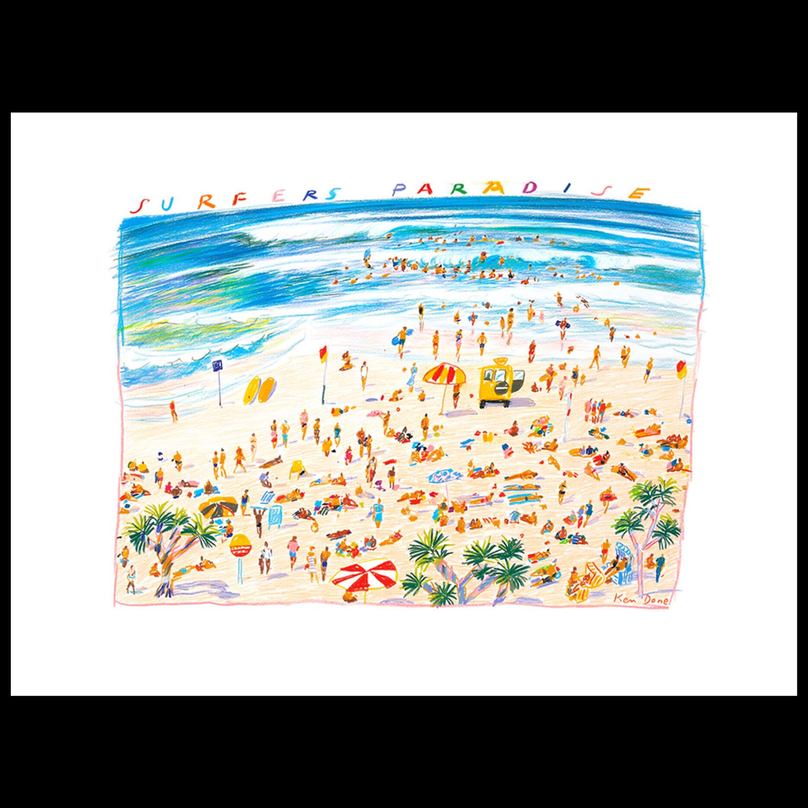Limited Edition Prints Surfers Paradise, 1985