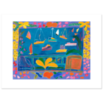 Limited Edition Prints Painting from the Cabin, 1993