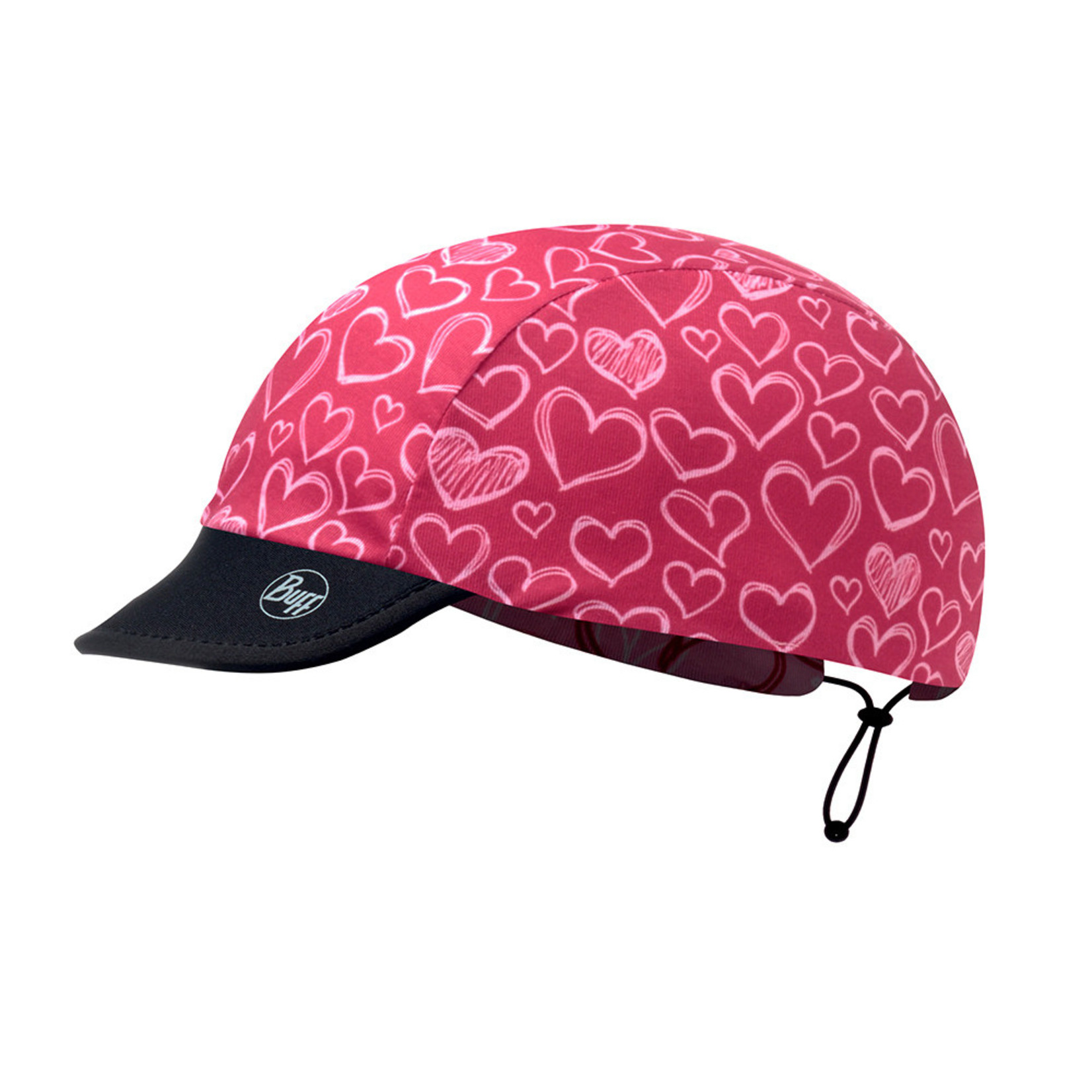 Buff Pink Love Cap