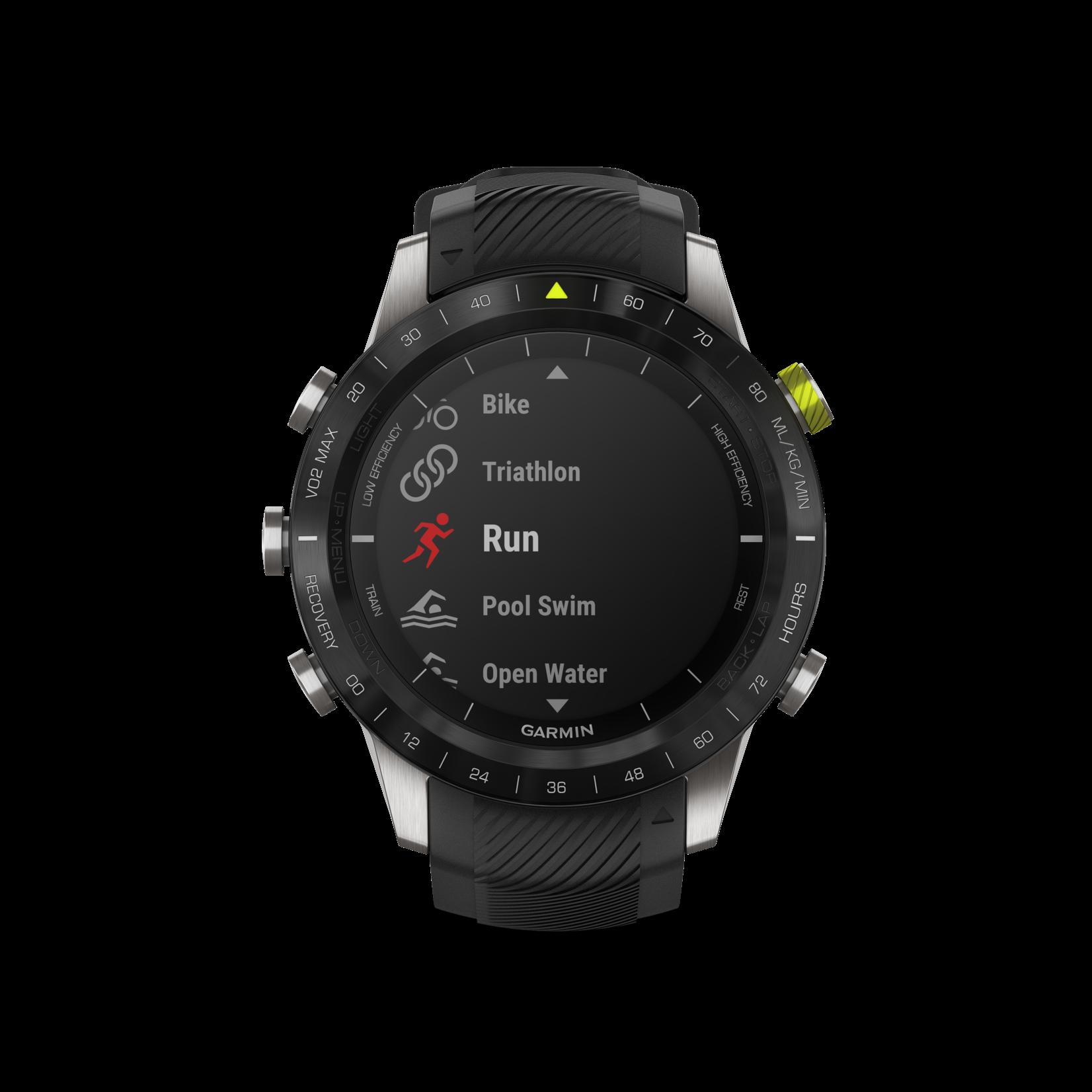 Garmin MARQ™ Athlete - Modern Tool Watch