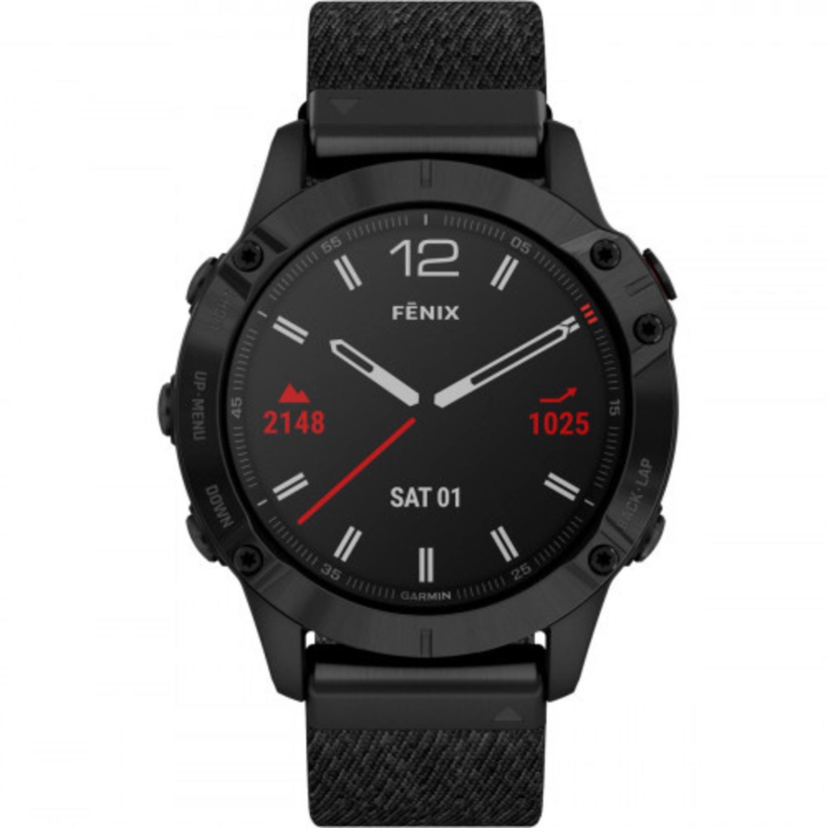 Garmin fēnix® 6 Pro - Black with Black Band
