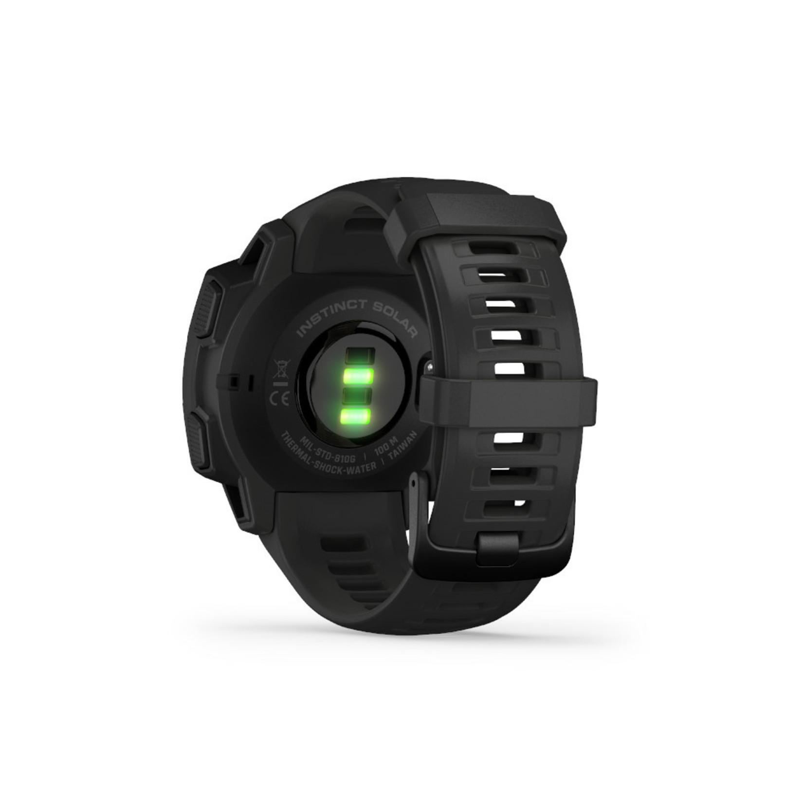 Garmin Instinct® – Tactical Edition Black
