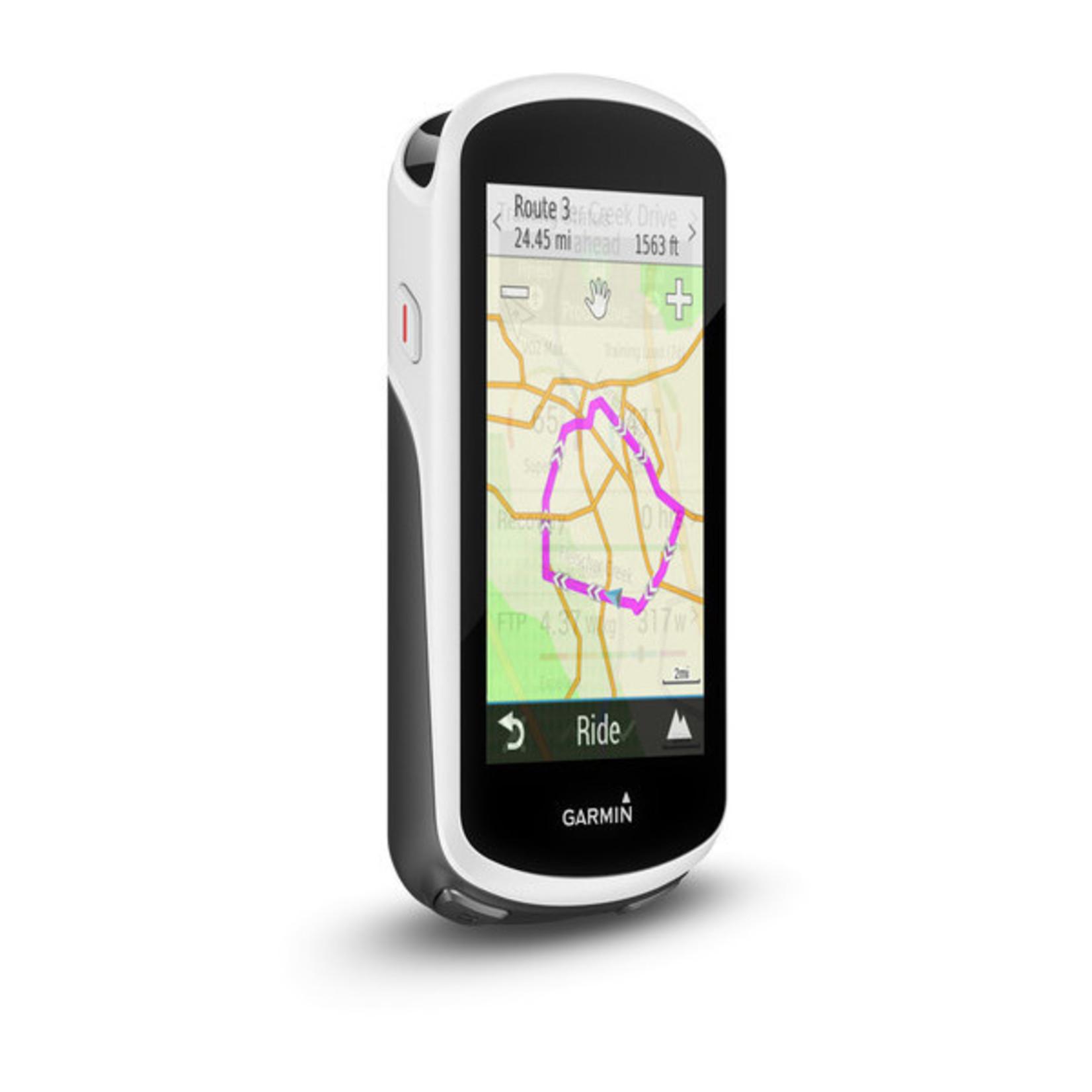 Garmin Edge® 1030 Bike Computer - Device Only