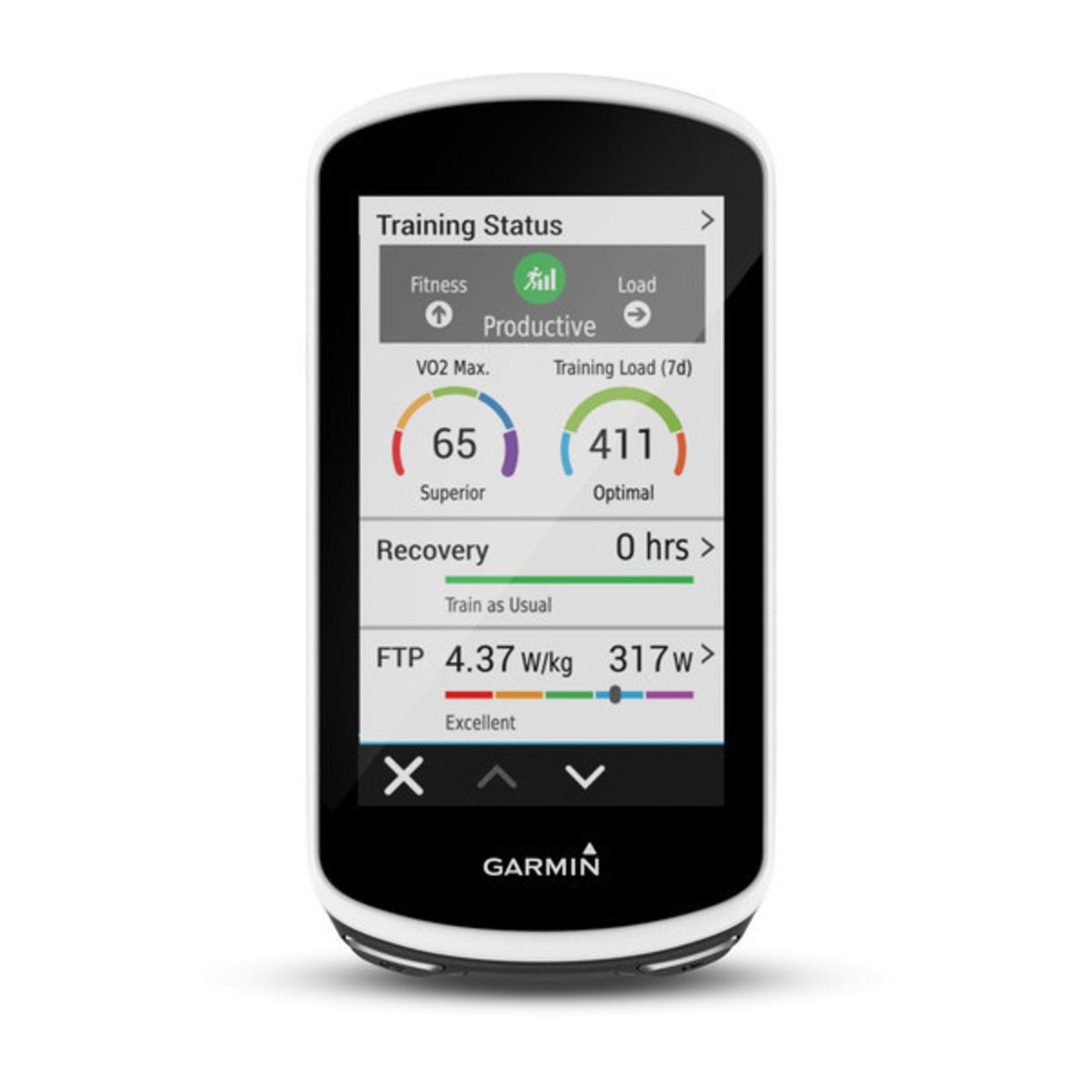 Garmin Edge® 1030 with Sensors Bundle