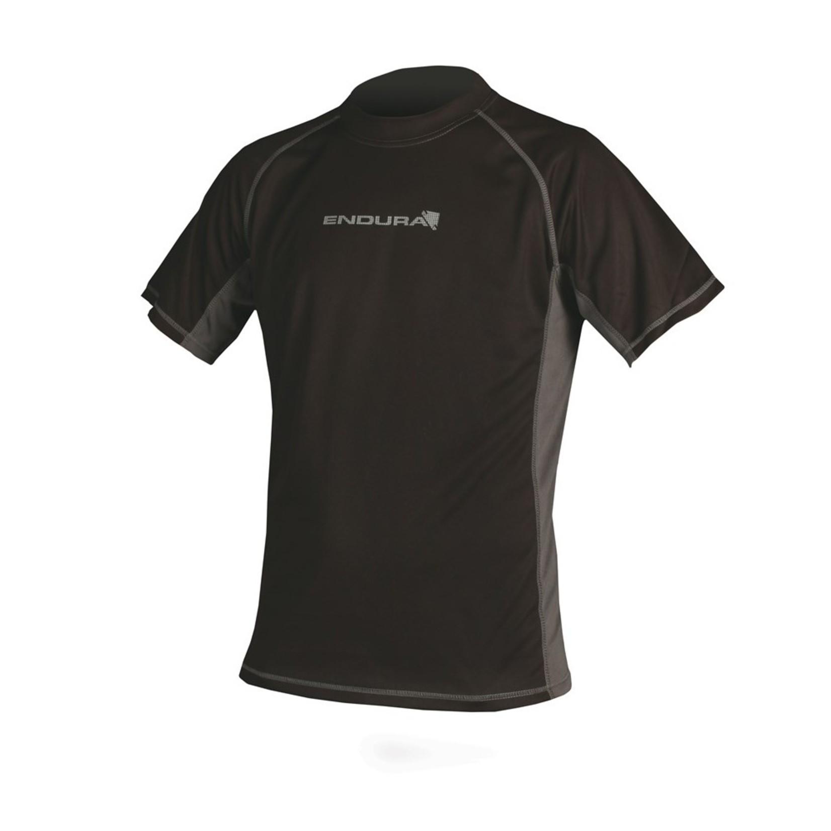 Cairn S/S T-Shirt Black Grey S