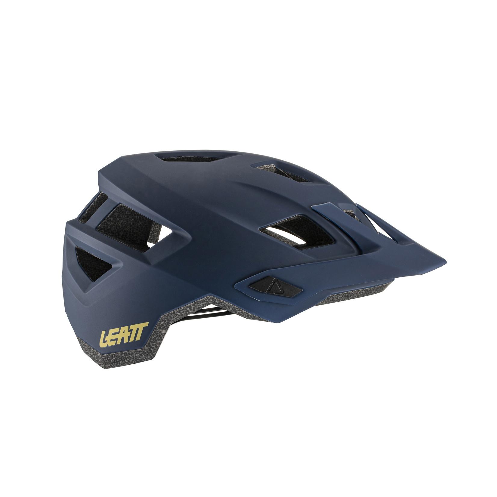Leatt MTB Helmet 1.0 - Onyx Medium (55-59cm)
