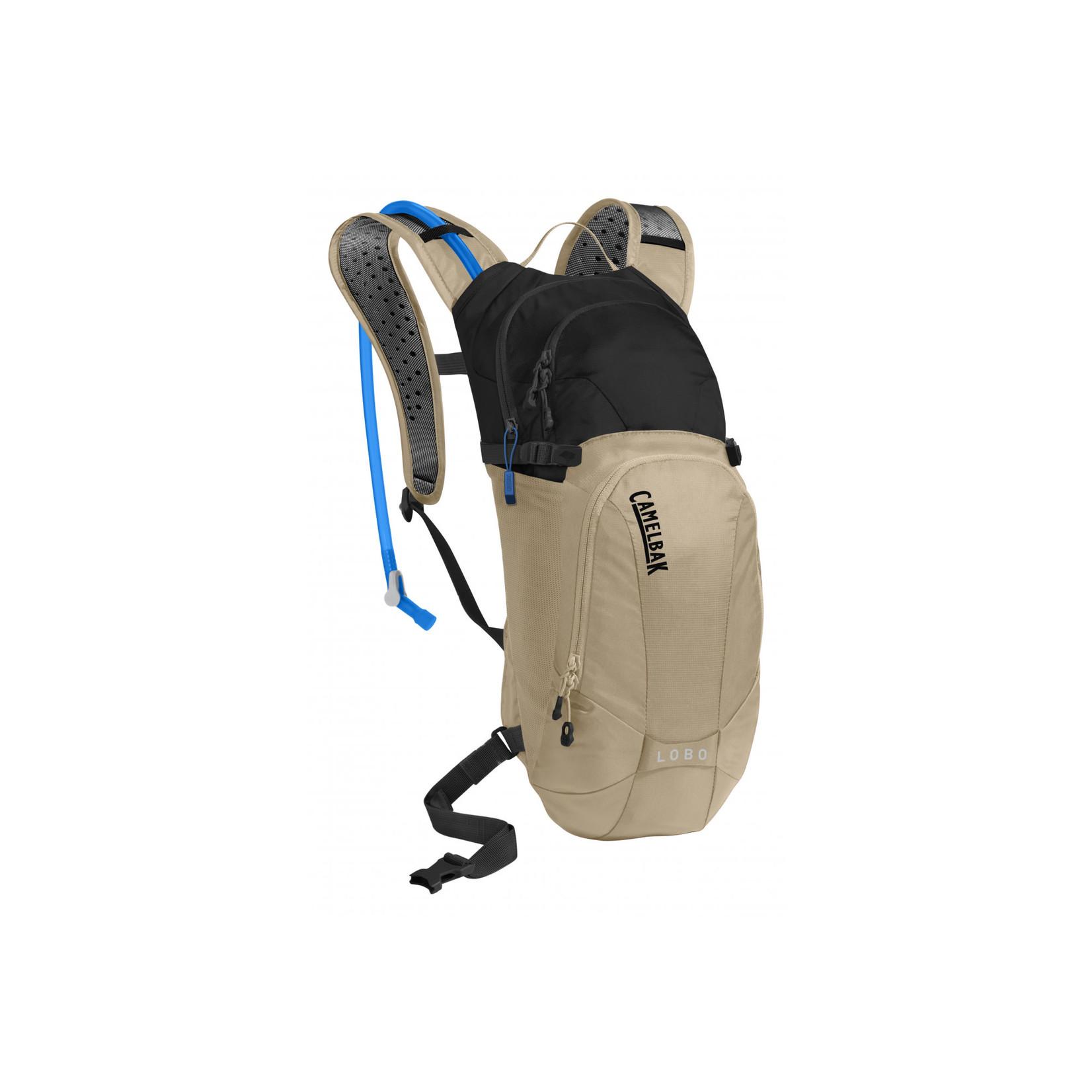 Camelbak Backpack LOBO w/Reservoir 3L Kelp Black