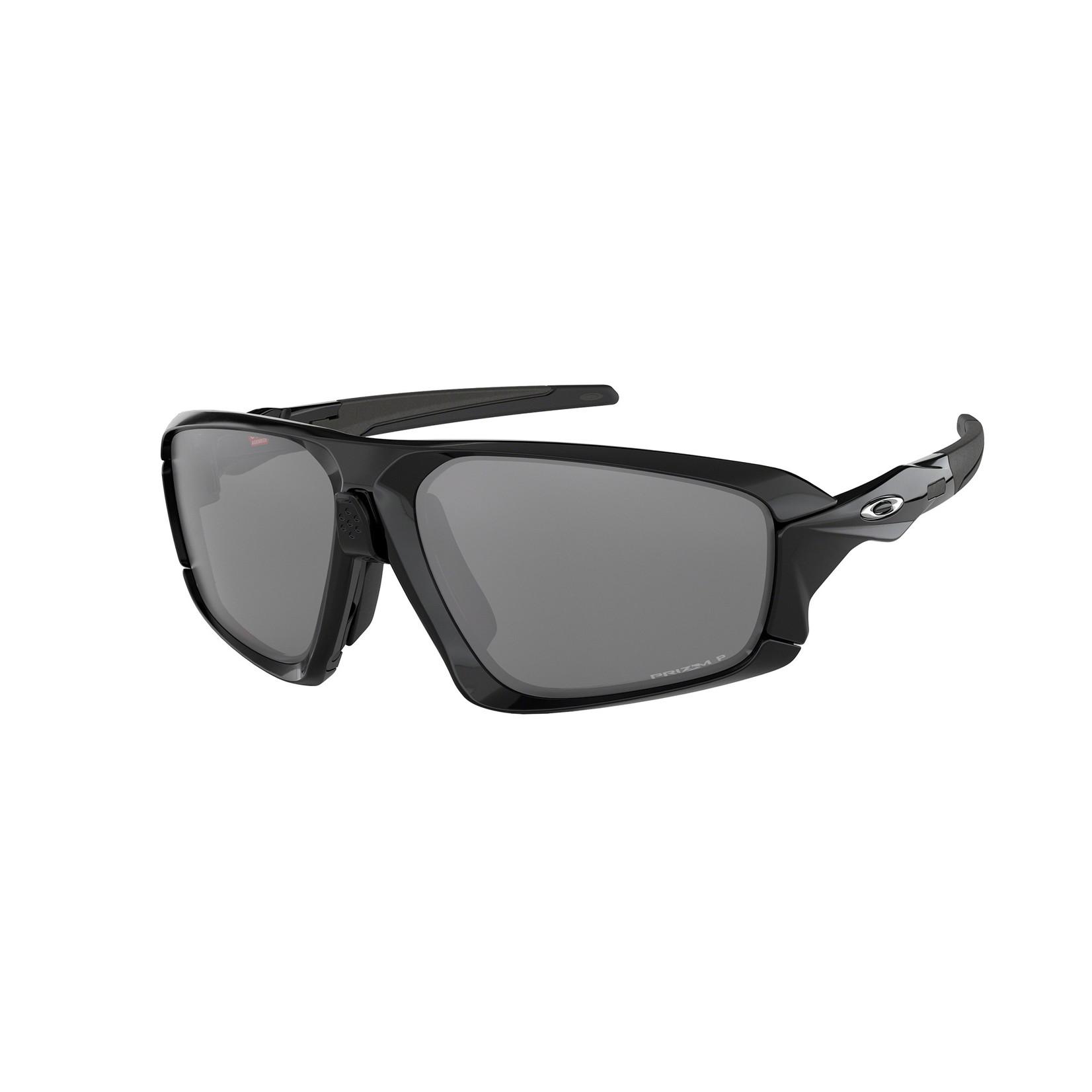 Oakley Field Jacket Sunglasses Black/Prizm Black Polarized