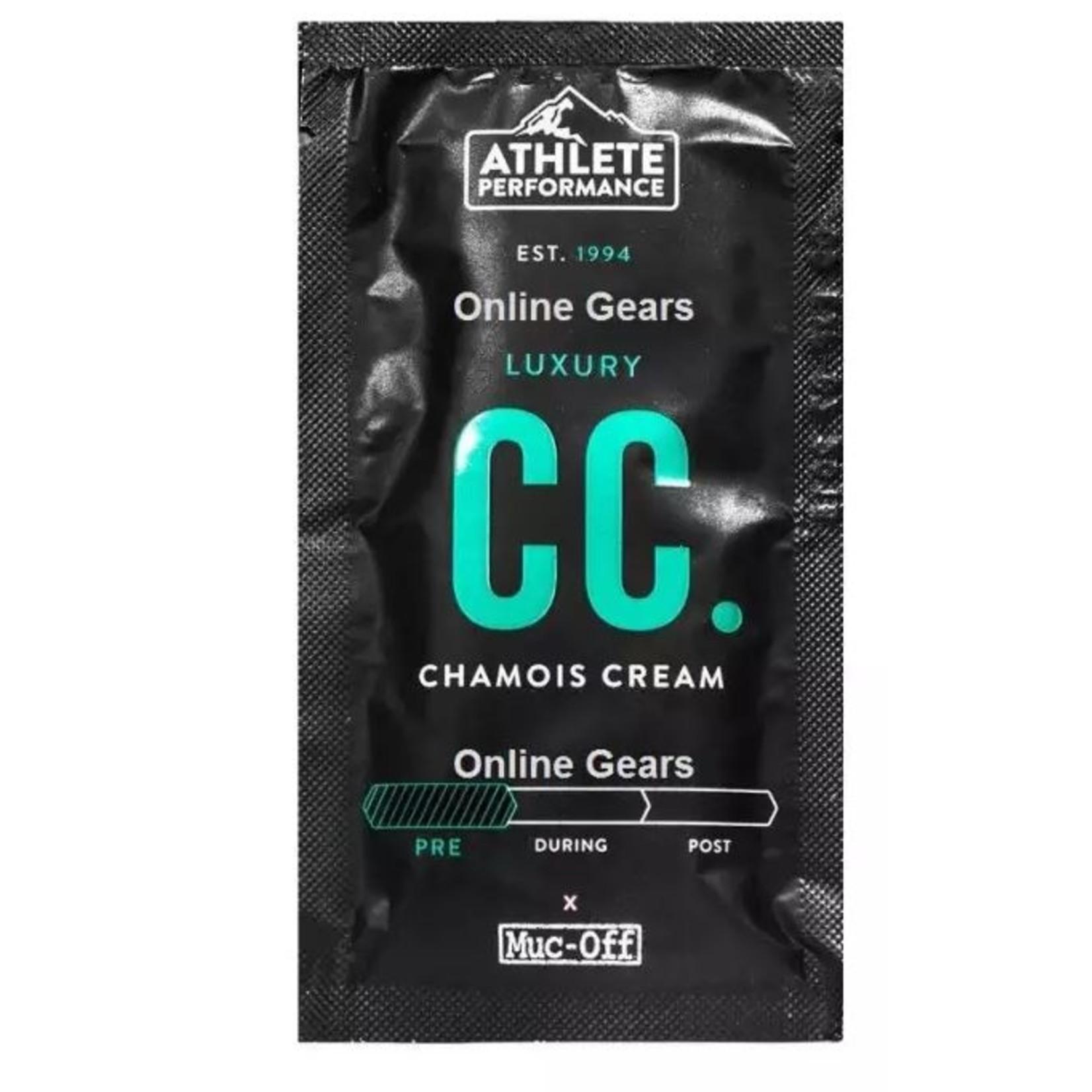 Muc-Off Luxury Chamois Cream Satchet 10ml