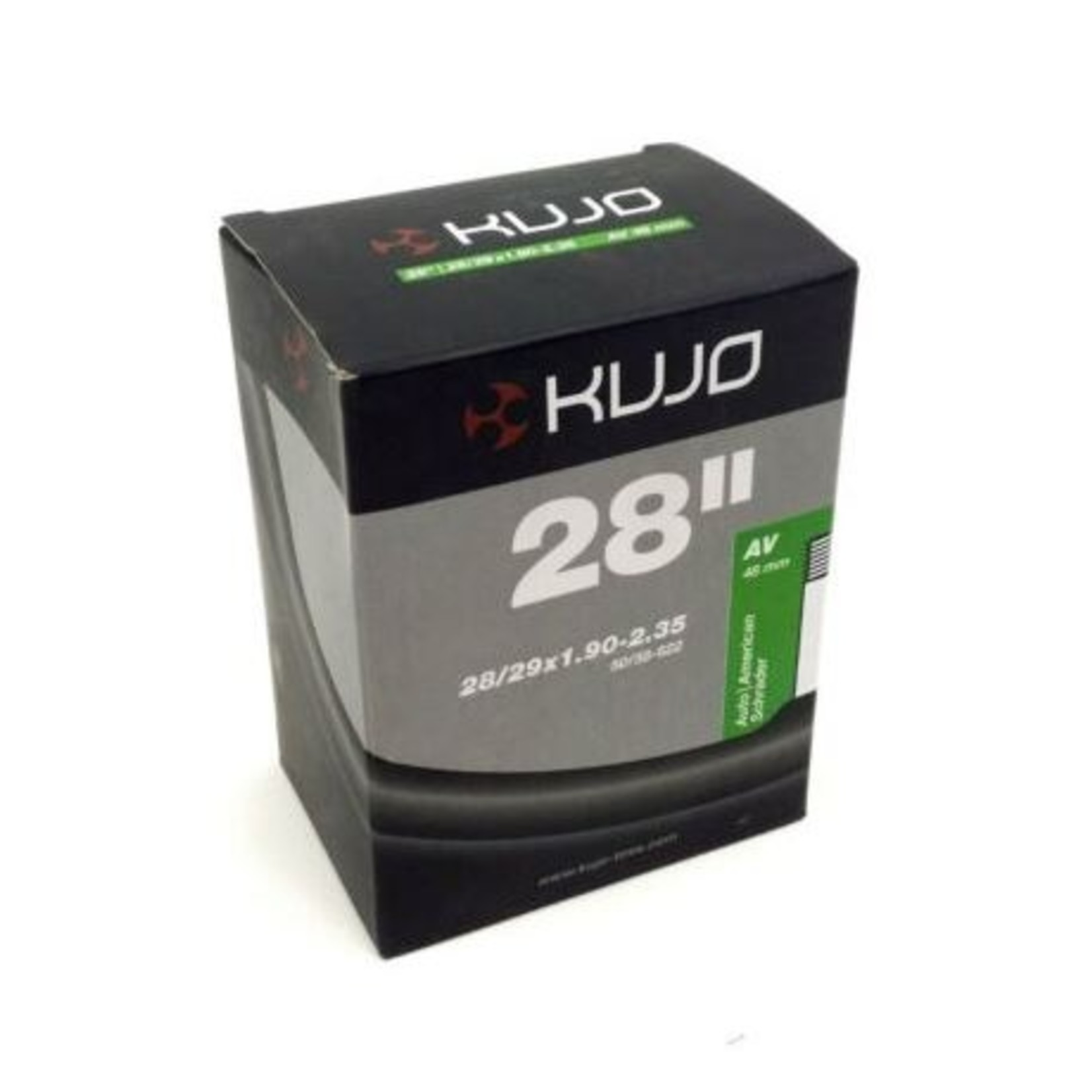 KUJO 28/29 x 1.90-2.35 33mm Valve Tube