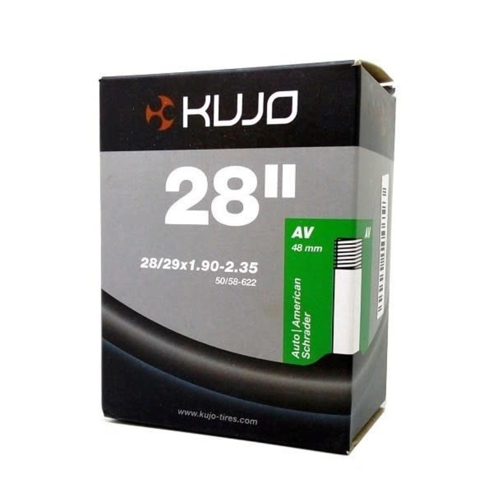 KUJO 28/29 x 1.90-2.35 Thick Valve Tube