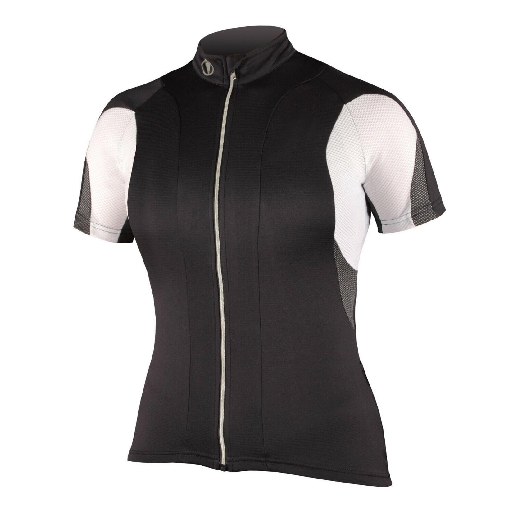 Endura Women's FS260 Pro Jersey Black S
