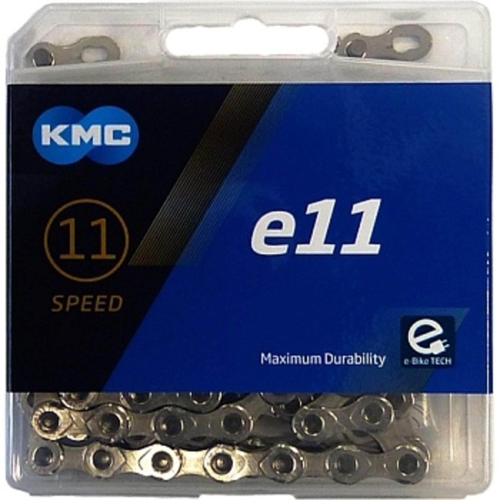 KMC KMC E11 E-Bike Chain  11-speed Silver