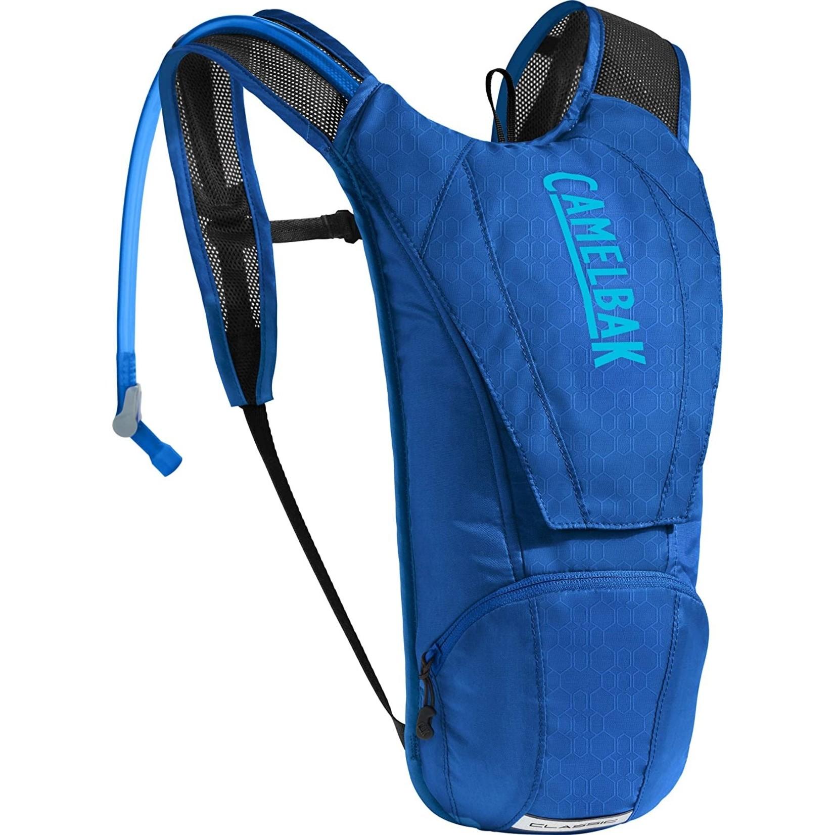 Camelbak Lapis Blue-Atomic Blue Classic - 2.5 Litre Hydration Pack with Reservoir