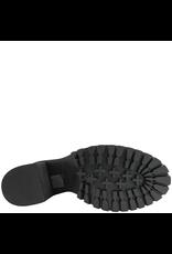 Now Now Bordo Nubuck Medium Heel Lace-Up Hiker Boot 5931