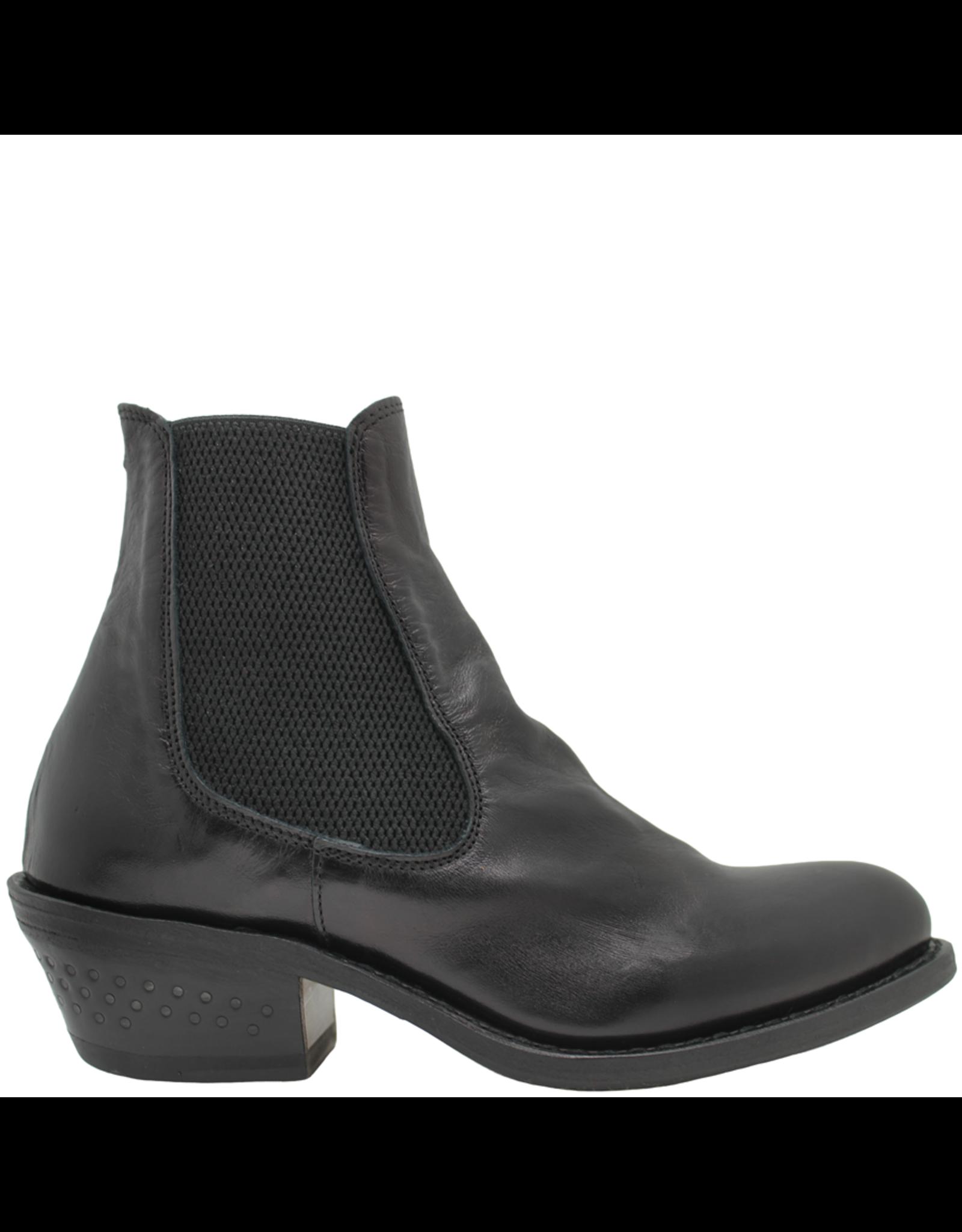Fiorentini+Baker Fiorentini+Baker Black Chelsea Stud Detailed Heel Roxy