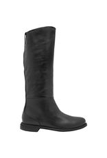VicMatie VicMatie Black Pull On Riding Boot 6776