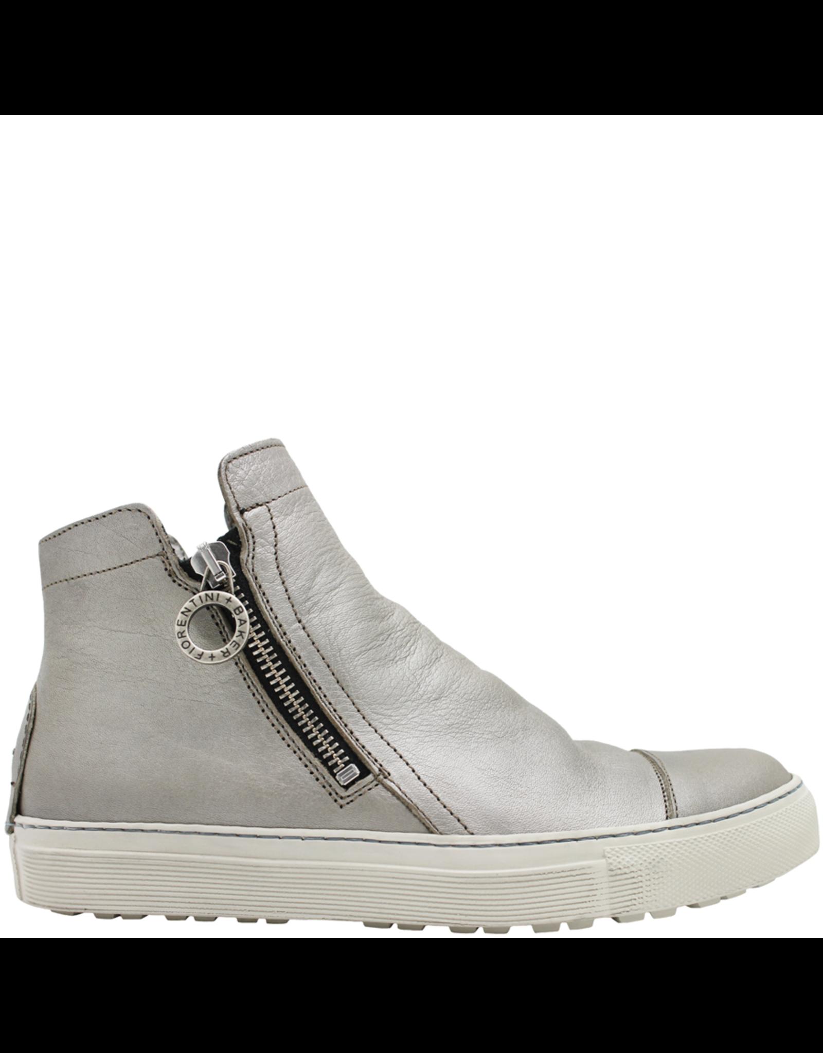 Fiorentini+Baker Fiorentini+Baker Silver Nappa 2-Zipper Sneaker Babet