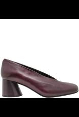 Halmanera Halmanera Bordo Asymmetric Toe With Cone Heel 1984