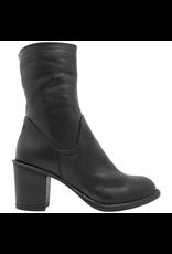 Fiorentini+Baker Fiorentini+Baker Black Side Zipper Ankle Boot Jot