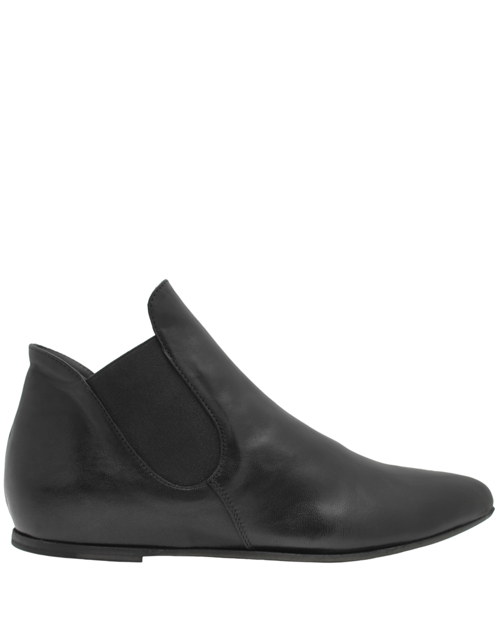 Ink Black Slip On Boot 4730