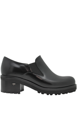 Siton Siton Black Chelsea Loafer 9260