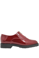 PalmrothOriginal PalmrothOriginal Red Patent Top Zipper Waterproof Shoe 8500