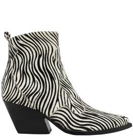 Elena Iachi ElenaIachi Zebra White Black Western 2042