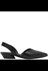 Halmanera Halmanera Black Sling Back With Black Heel Point Toe 2011