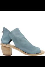 Officine Creative OfficineCreative Zen Blue Sandal With Back Zipper Meena