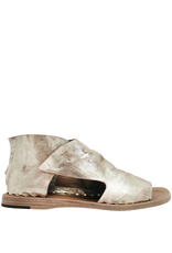 Officine Creative OfficineCreative Platinum Flat Sandal With Back Zipper Hunter