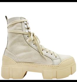 VicMatie Vic Matie Linen High Top Platform Sneaker 8362