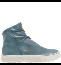Fiorentini+Baker Fiorentini+Baker Jeans Calf Side Zipper High Top Sneaker Biel
