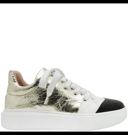 Halmanera Halmanera Black White Platinum Sneaker 2017